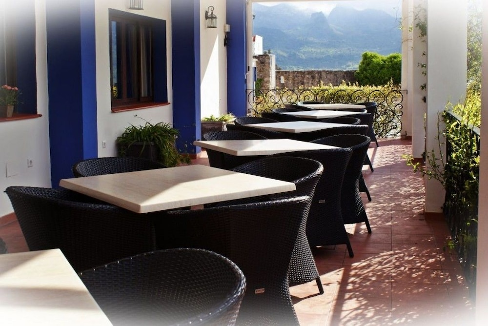 Terrace/Patio, Hotel Cortijo Salinas