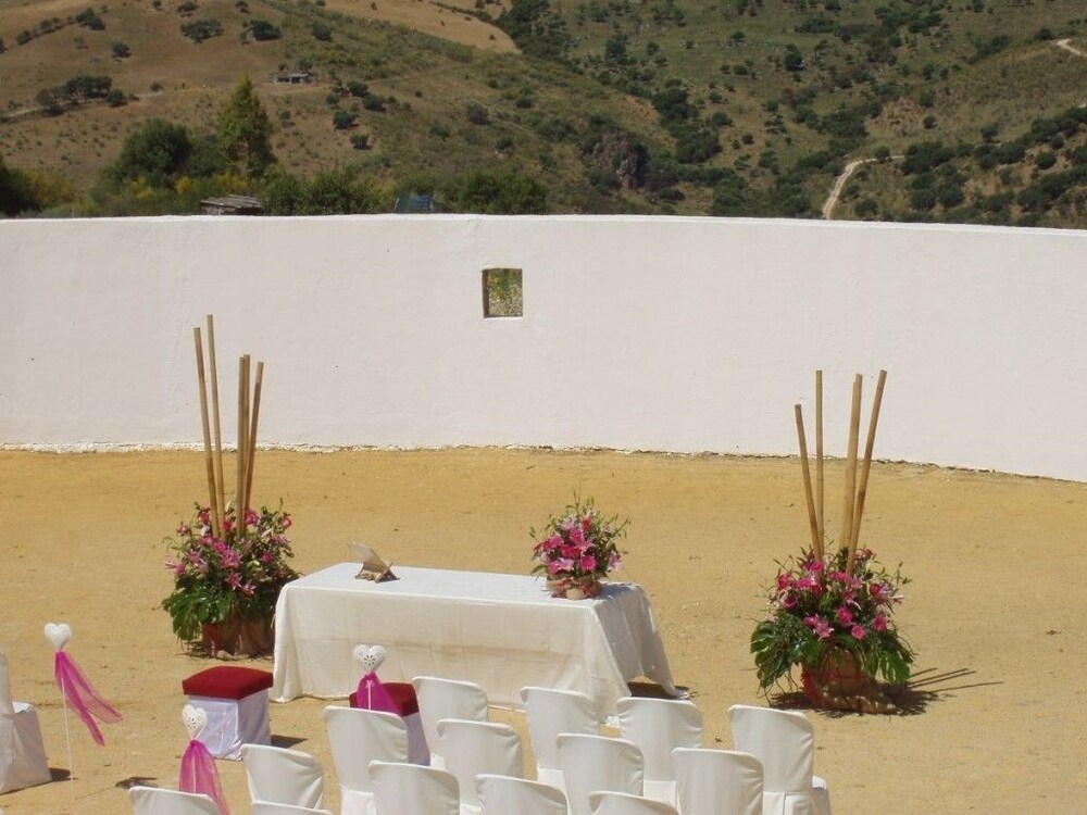 Outdoor Wedding Area, Hotel Cortijo Salinas
