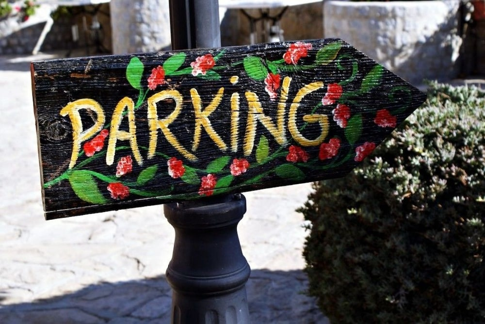 Parking, Hotel Cortijo Salinas