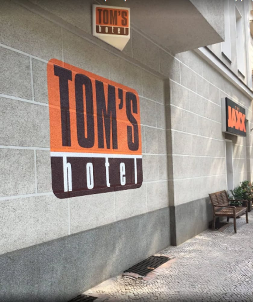 Featured Image, Tom's Hotel - Caters to Gay Men