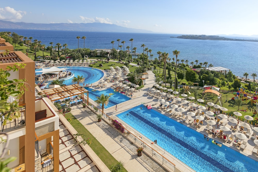 Outdoor Pool, Kefaluka Resort - All Inclusive