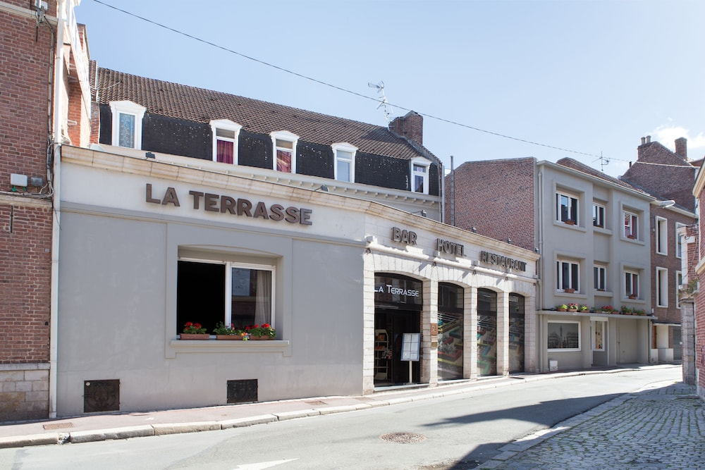 Front of Property, La Terrasse