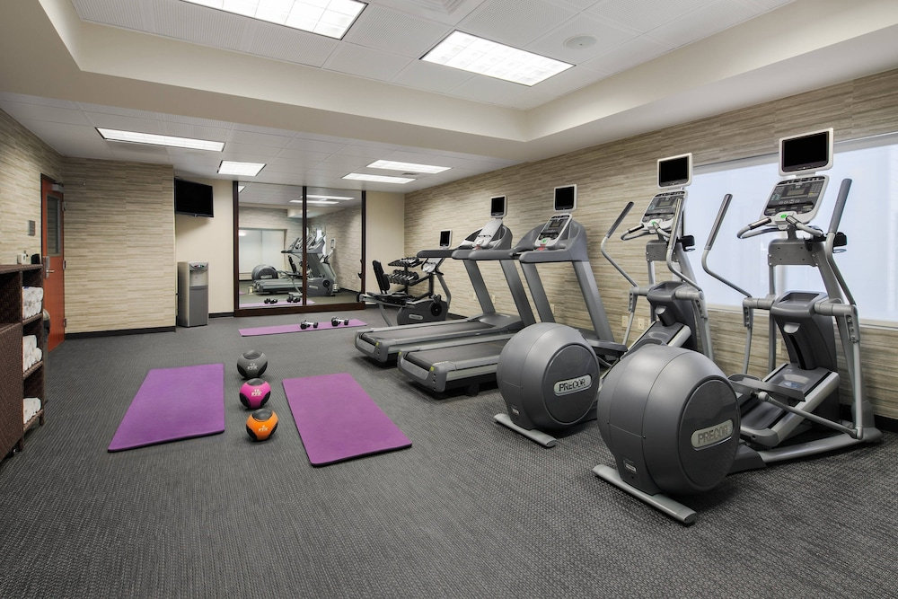 Fitness Facility, Courtyard Marriott Flagstaff