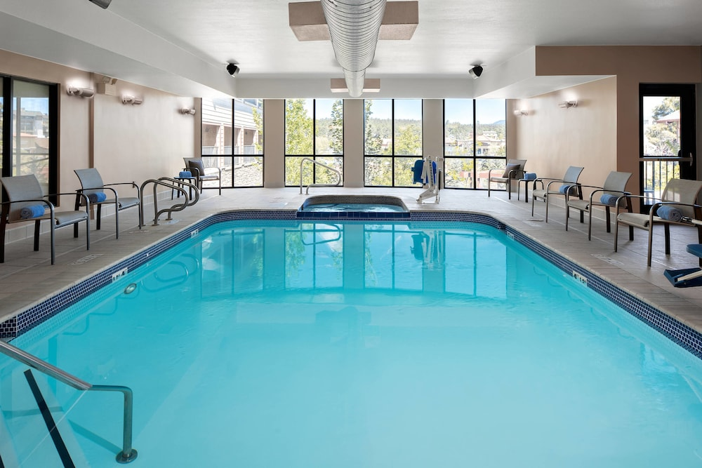 Indoor Pool, Courtyard Marriott Flagstaff