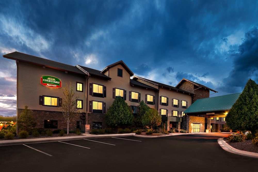 Exterior, Courtyard Marriott Flagstaff