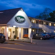 Bar Harbor Villager Motel- Downtown
