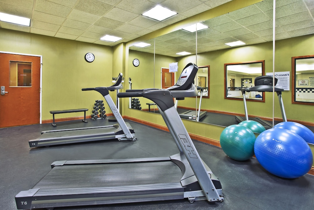 Fitness Facility, Holiday Inn Express Hotel & Suites ANDERSON NORTH