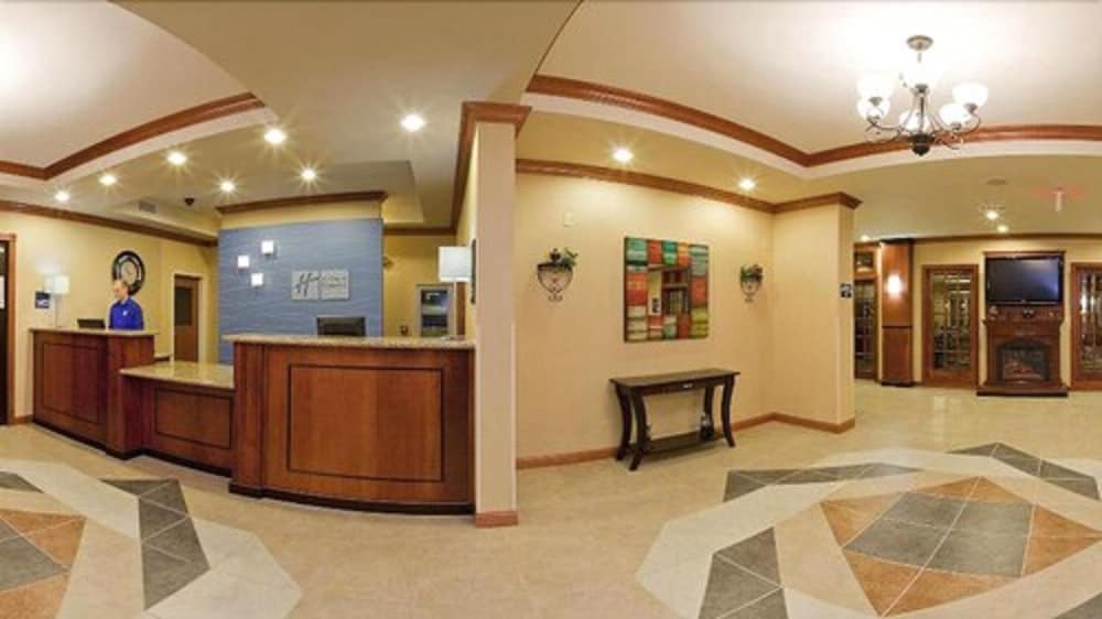 Lobby, Holiday Inn Express Hotel & Suites ANDERSON NORTH