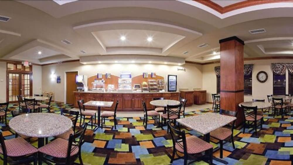 Breakfast Area, Holiday Inn Express Hotel & Suites ANDERSON NORTH