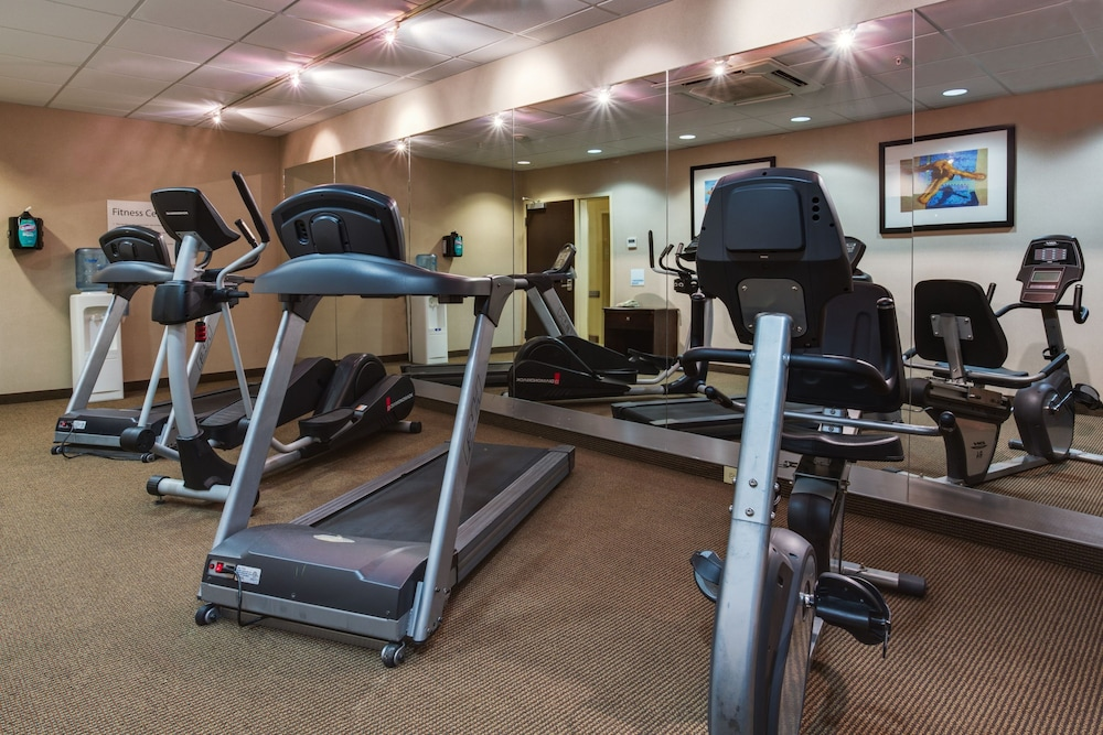 Fitness Facility, Holiday Inn Express and Suites Moultrie, an IHG Hotel