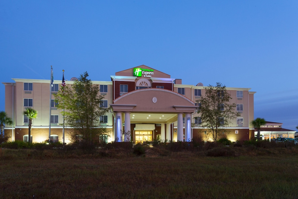 Exterior, Holiday Inn Express and Suites Moultrie, an IHG Hotel