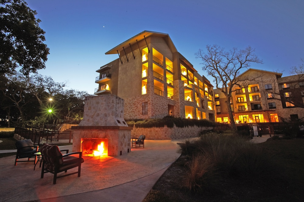 Terrace/Patio, Courtyard by Marriott New Braunfels River Village