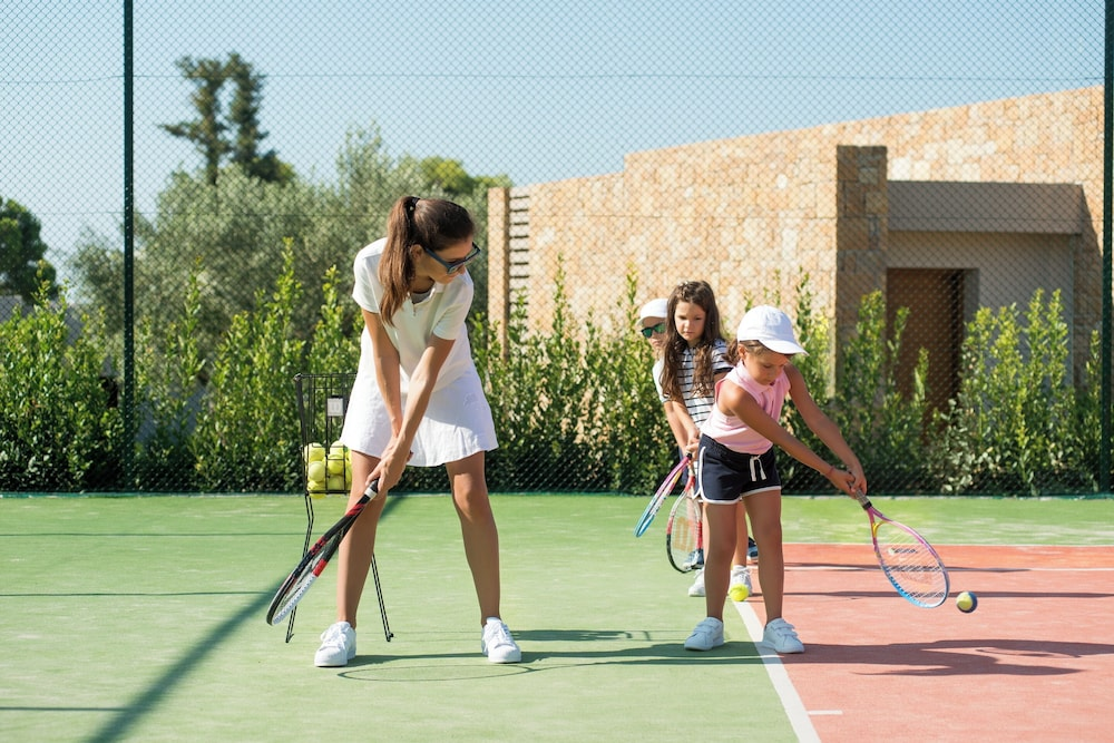 Tennis Court, Ikos Olivia - All Inclusive