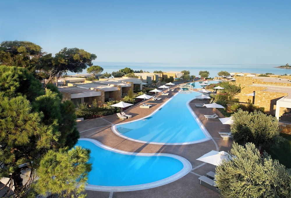 Outdoor Pool, Ikos Olivia - All Inclusive