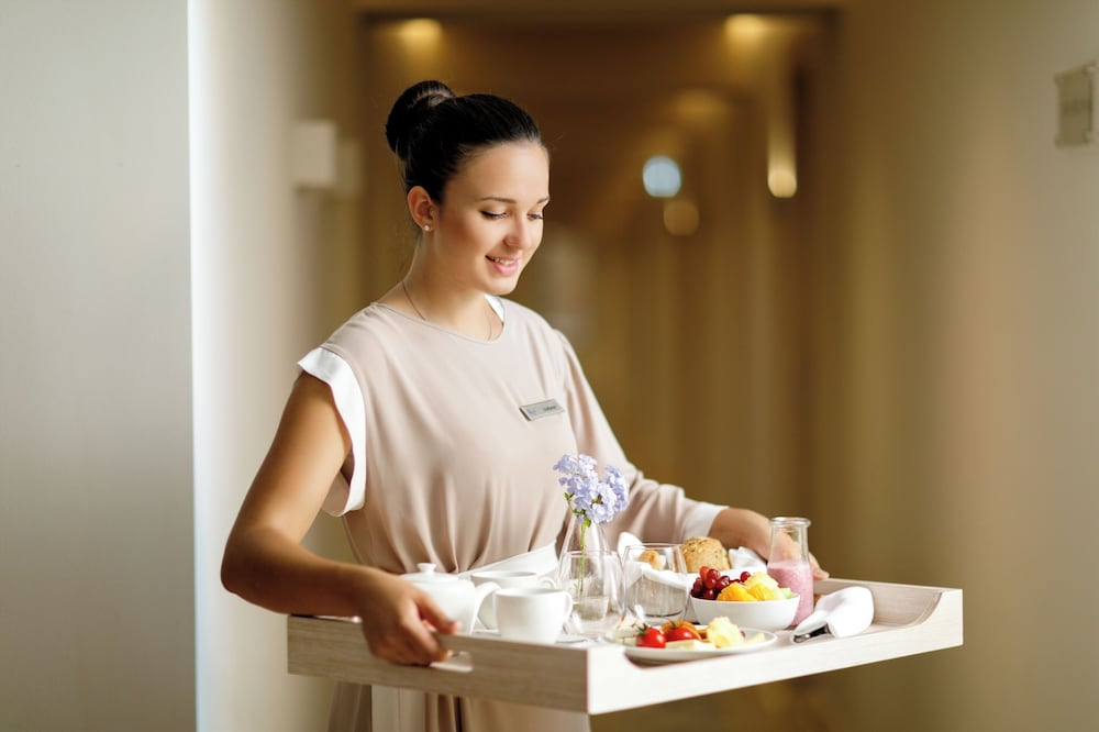 Room Service - Dining, Ikos Olivia - All Inclusive