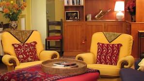 1 多间卧室、意大利 Frette 床单、高档床上用品、羽绒被