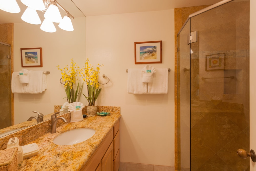 Bathroom Sink, Maui Kamaole by CRH