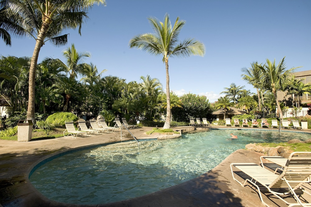 Outdoor Pool, Maui Kamaole by CRH