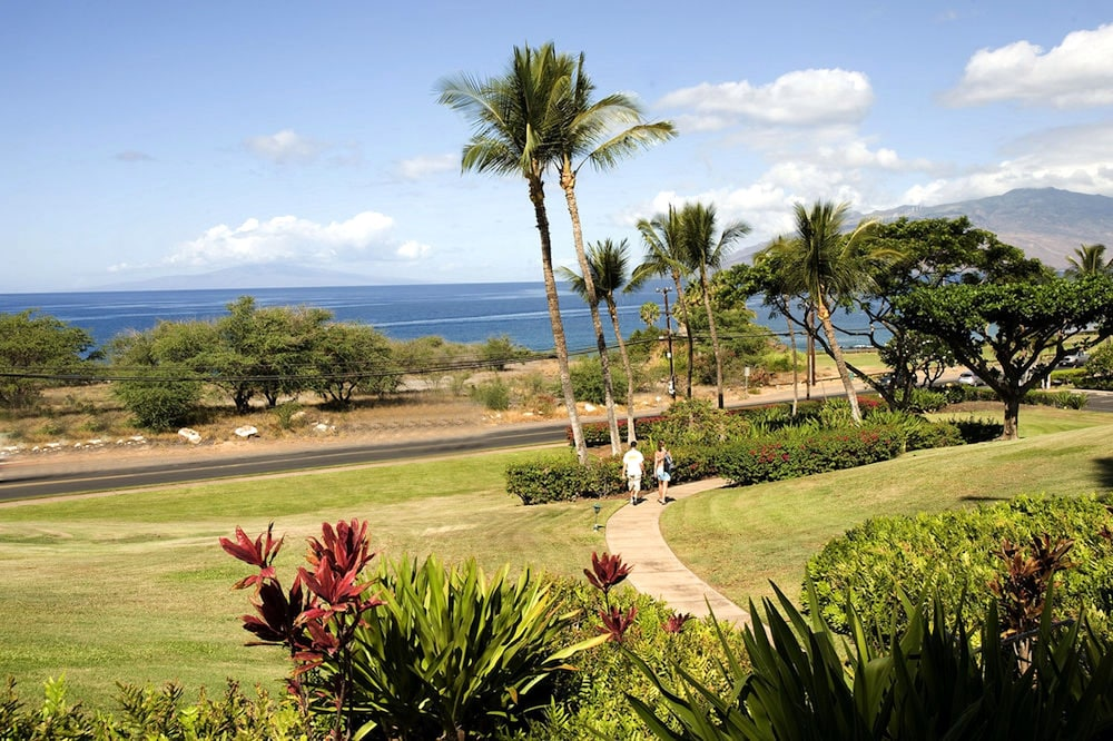 View from Property, Maui Kamaole by CRH