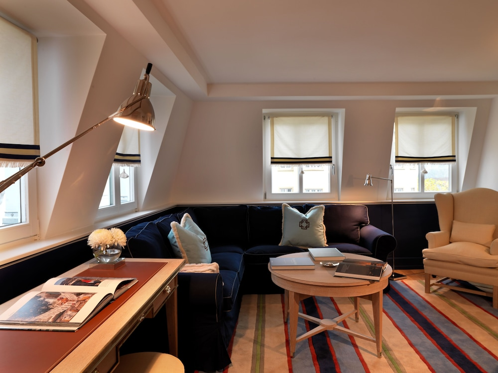 Living Area, Boutique Hotel Heidelberg Suites - Small Luxury Hotels
