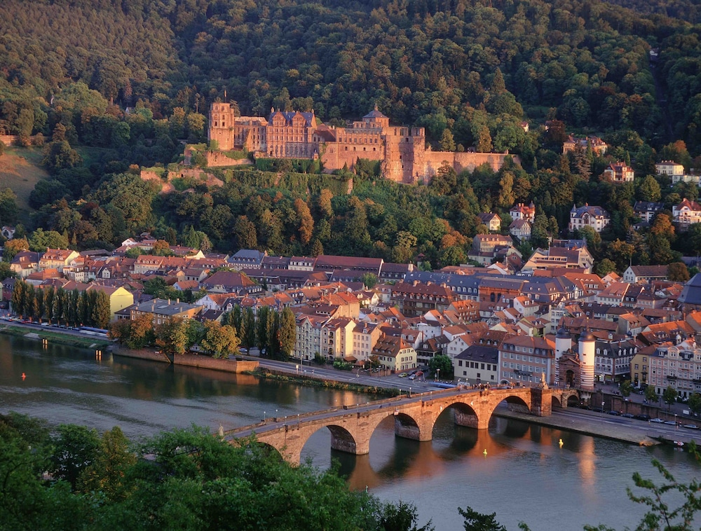 City View, Boutique Hotel Heidelberg Suites - Small Luxury Hotels