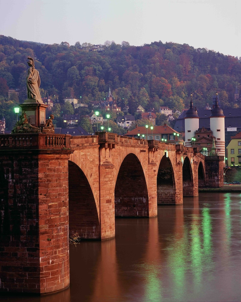 City View from Property, Boutique Hotel Heidelberg Suites - Small Luxury Hotels