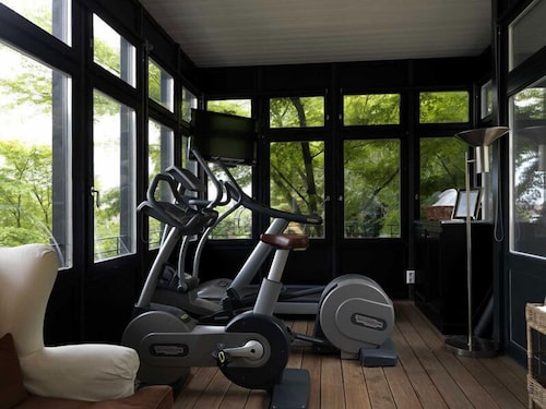 Gym, Boutique Hotel Heidelberg Suites - Small Luxury Hotels