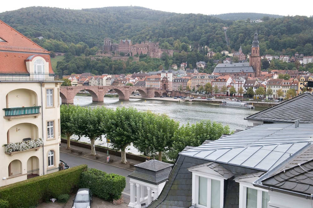 View from Property, Boutique Hotel Heidelberg Suites - Small Luxury Hotels