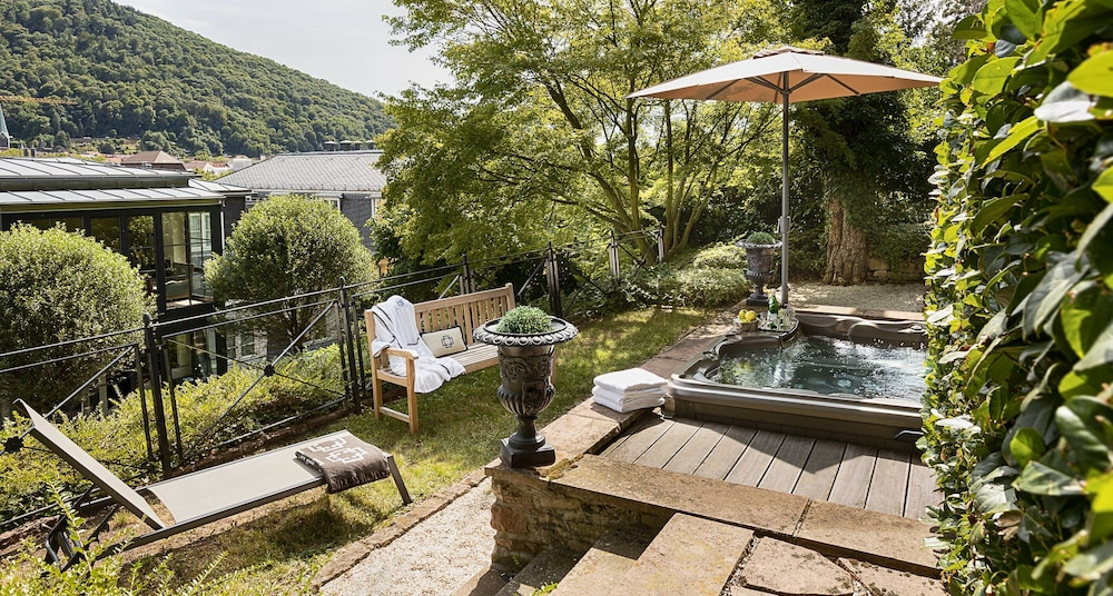 Spa, Boutique Hotel Heidelberg Suites - Small Luxury Hotels