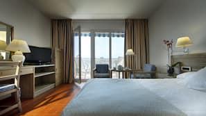 1 dormitorio, colchones Select Comfort, minibar y caja fuerte