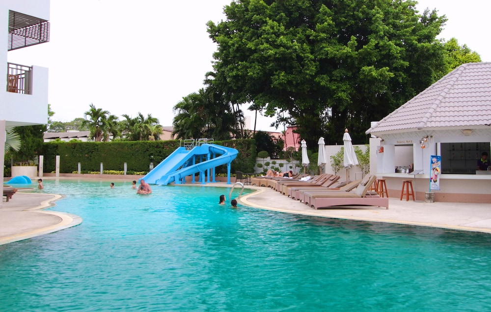 Outdoor Pool, The Pattaya Discovery Beach Hotel Pattaya