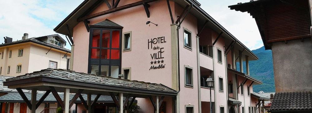 Hotel De La Ville Saint Vincent Tripadvisor