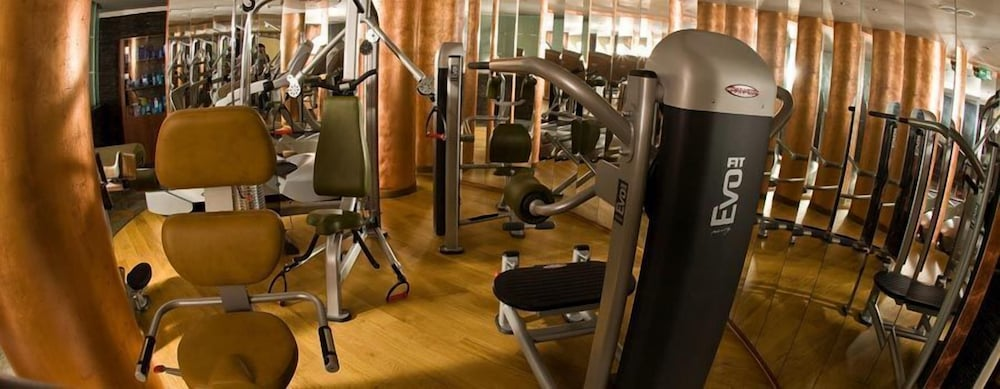 Fitness Facility, Lux Garden Hotel