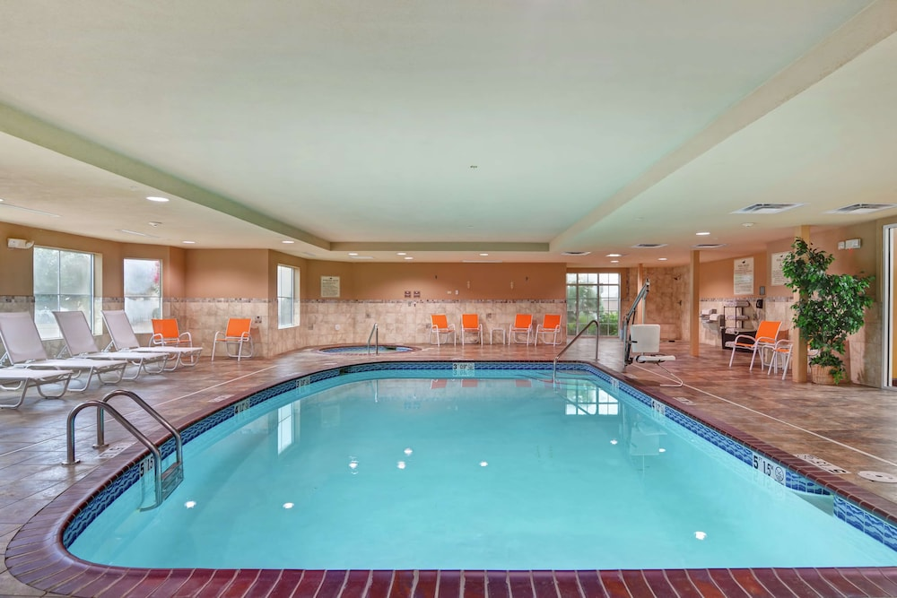 Indoor Pool, Homewood Suites by Hilton Fayetteville