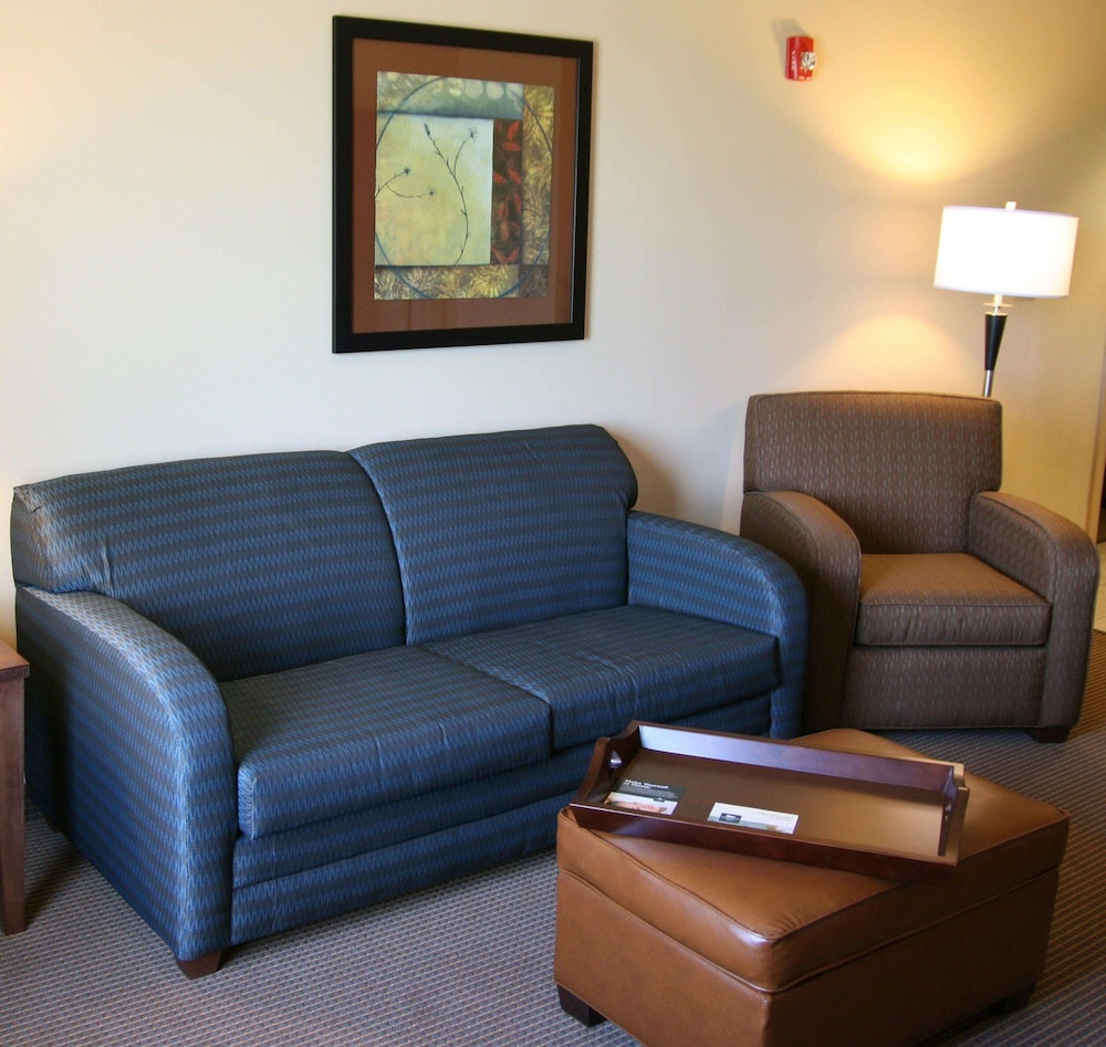 Living Area, Homewood Suites by Hilton Fayetteville