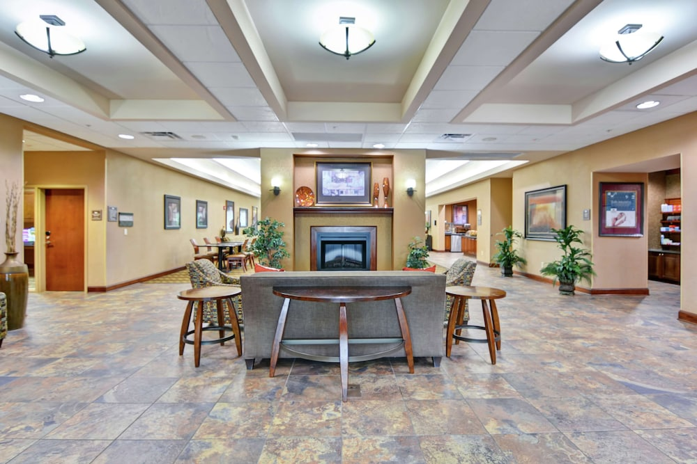 Lobby, Homewood Suites by Hilton Fayetteville