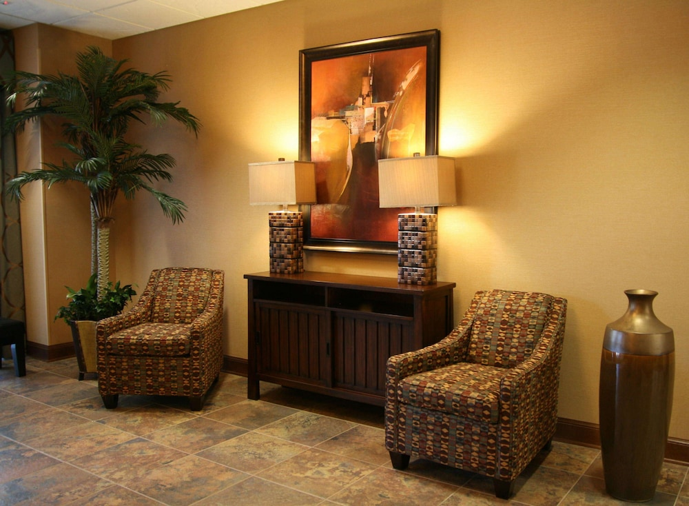 Reception, Homewood Suites by Hilton Fayetteville