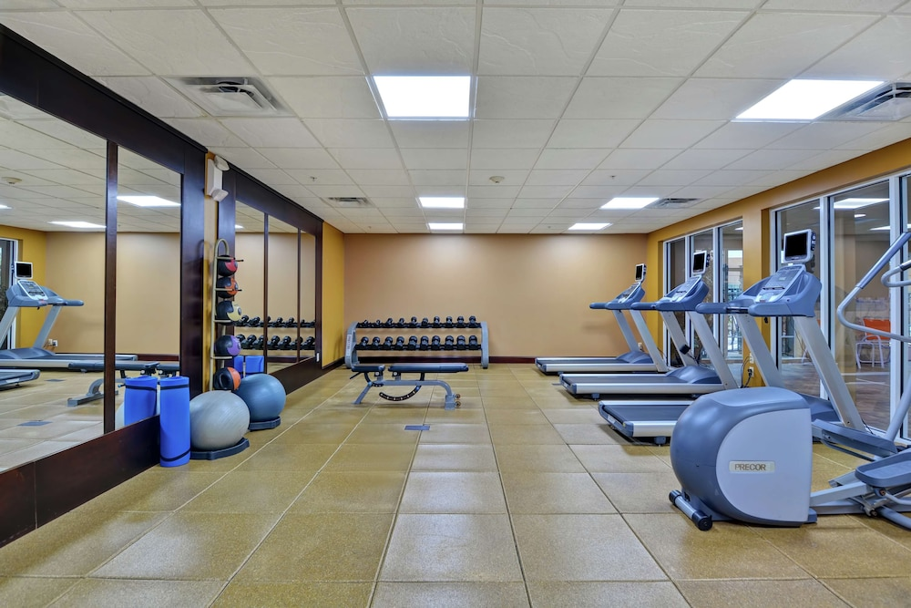Fitness Facility, Homewood Suites by Hilton Fayetteville