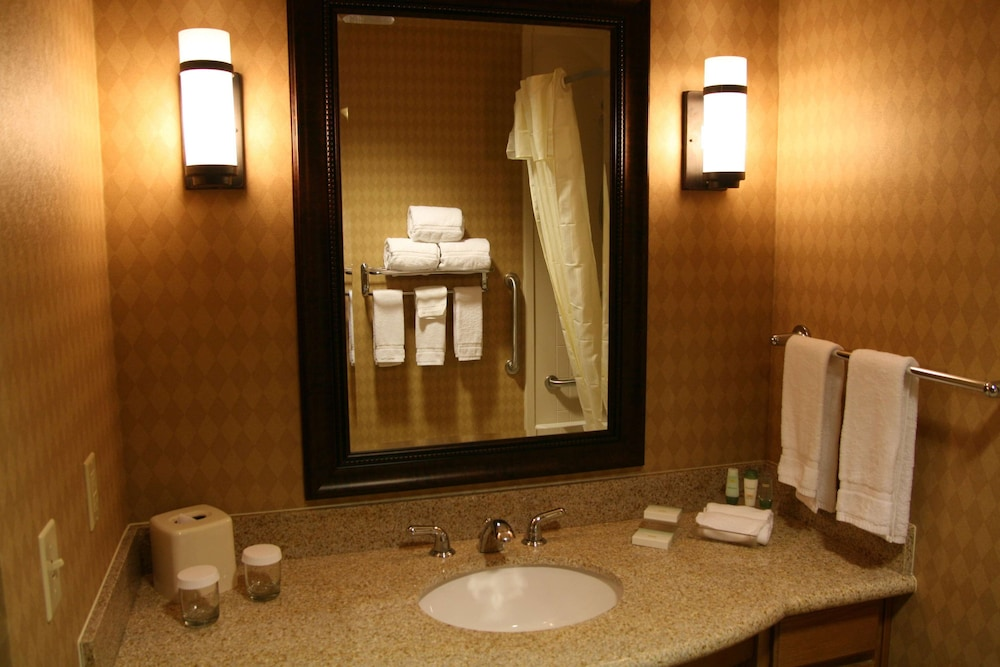 Bathroom, Homewood Suites by Hilton Fayetteville