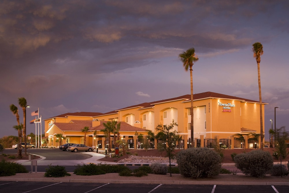 Exterior, TownePlace Suites by Marriott Tucson Airport