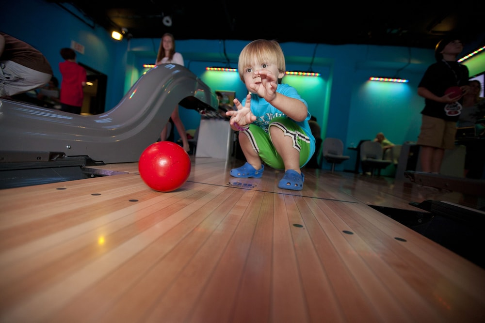 Children's Activities, Great Wolf Lodge Concord
