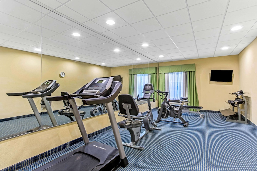 Fitness Facility, La Quinta Inn & Suites by Wyndham Mobile Satsuma / Saraland