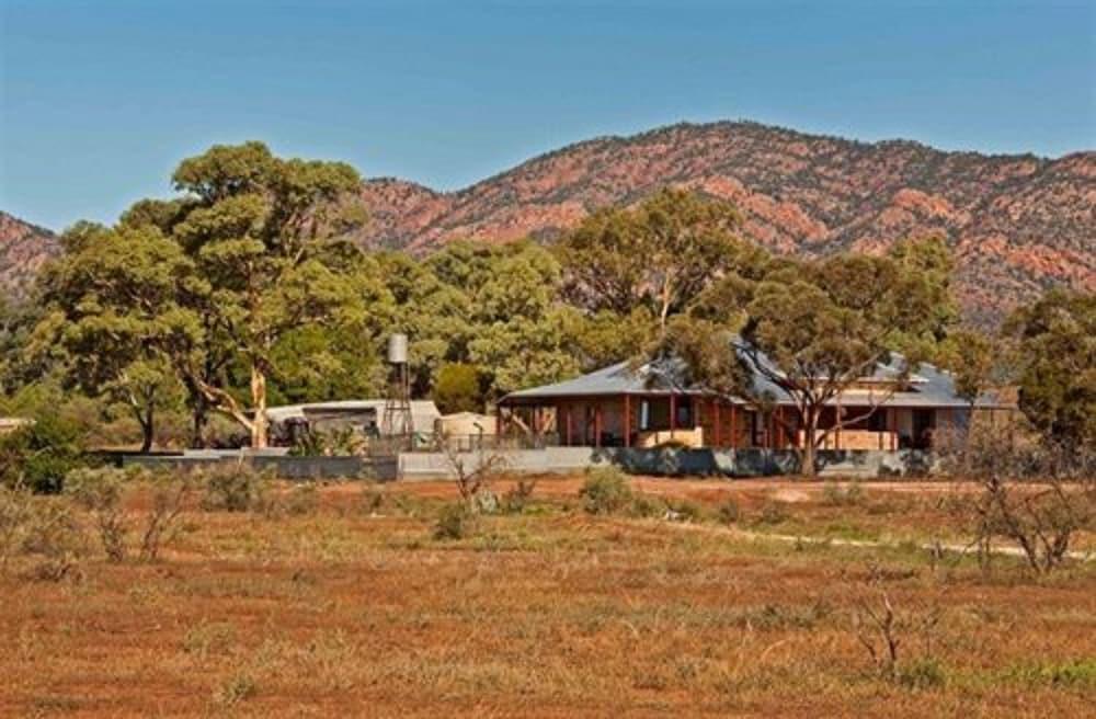 Rawnsley park station cha ne de flinders australie for Chaine hotel