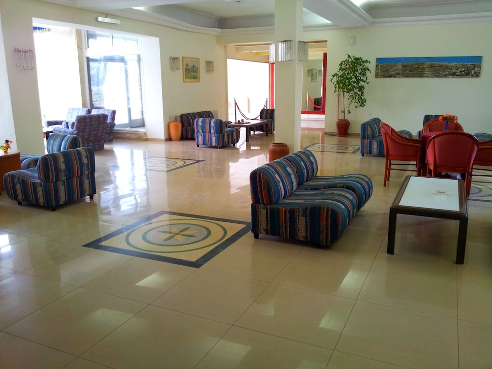 Lobby Sitting Area, Jerusalem Panorama Hotel
