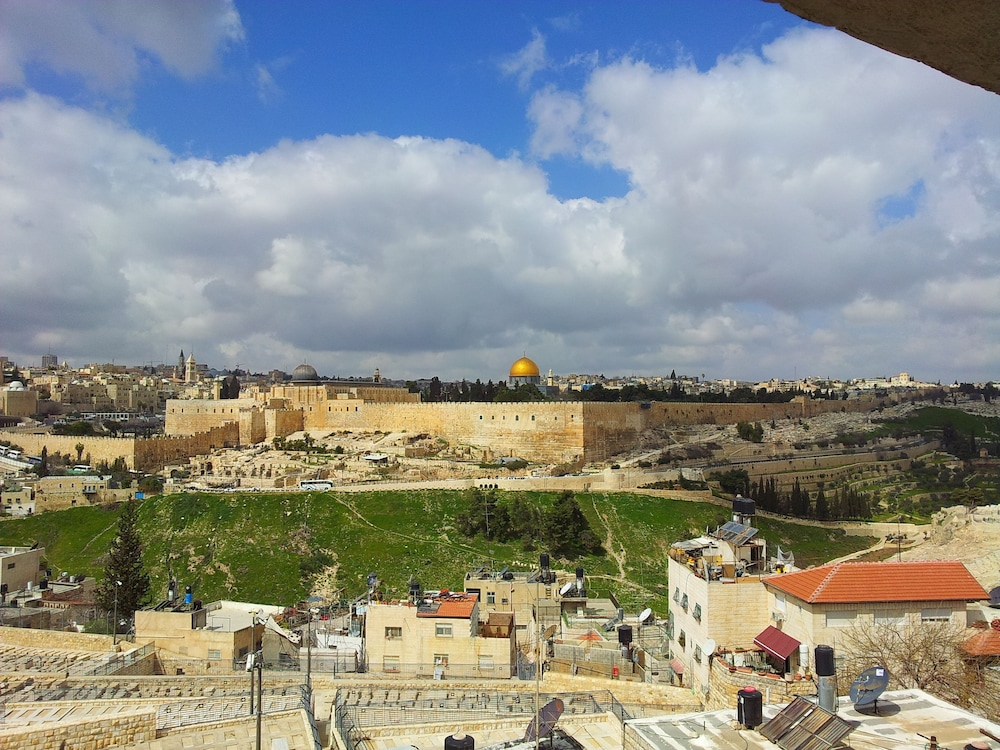 View from Property, Jerusalem Panorama Hotel