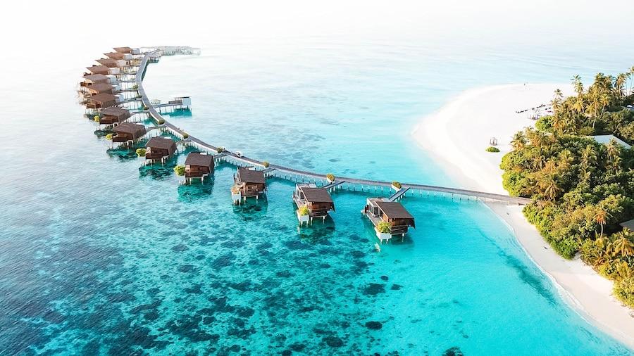 马尔代夫哈达哈岛君悦公园渡假村