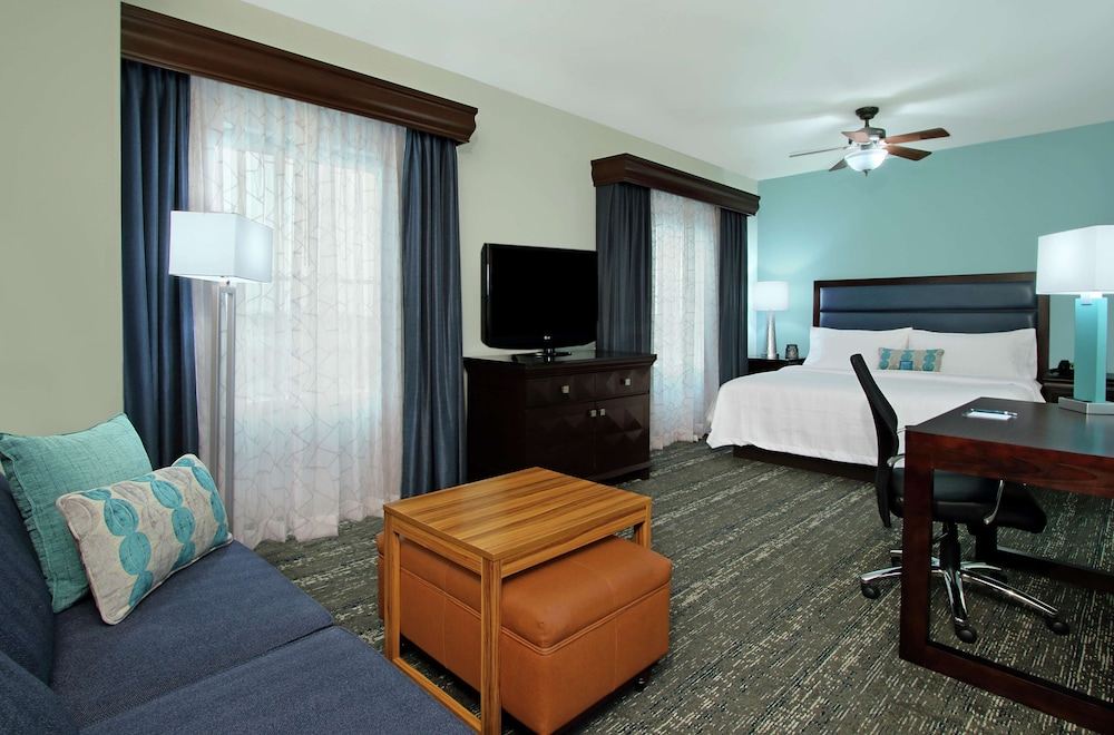 Living Area, Homewood Suites by Hilton Ft. Lauderdale Airport-Cruise Port