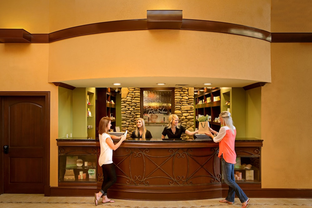 Spa Reception, RiverStone Resort & Spa
