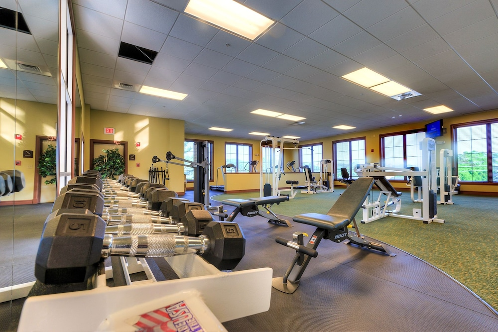 Fitness Facility, RiverStone Resort & Spa