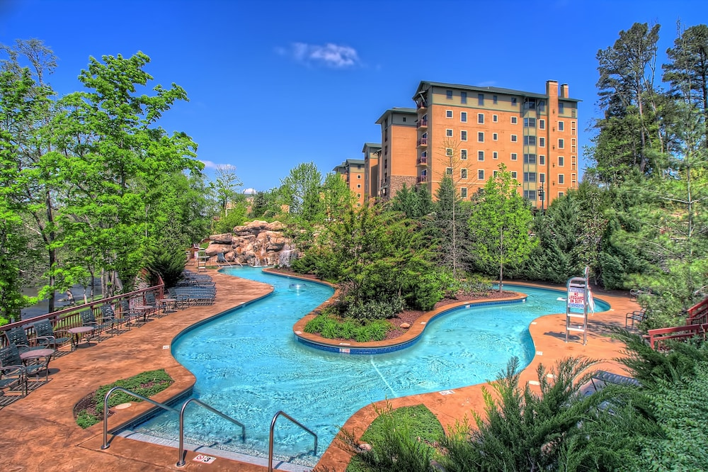 Outdoor Pool, RiverStone Resort & Spa